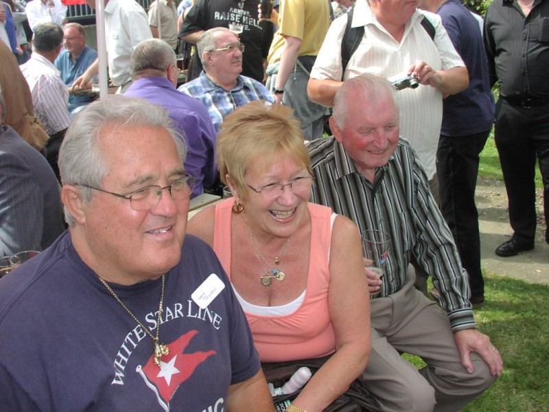 Colin and Mrs Joynson, Al Marquette