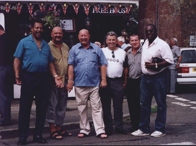 Prince Kumali,Karl heinz,Mel Stuart,Titch White,Tim Fitzmaurice, Dave Bond