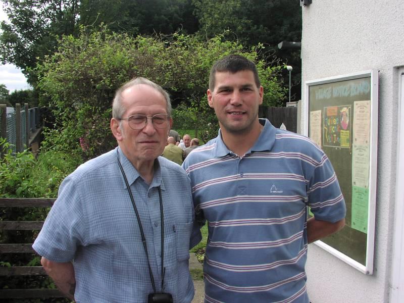 Joe D'Orazio, Johnny Kidd