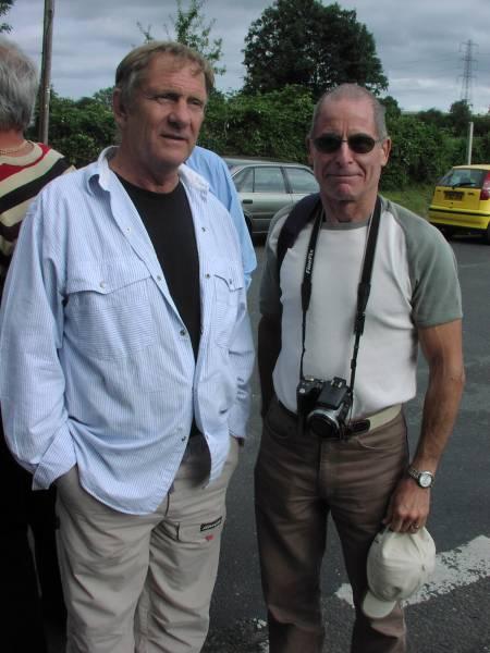 Frank Rimer, Peter Cortez