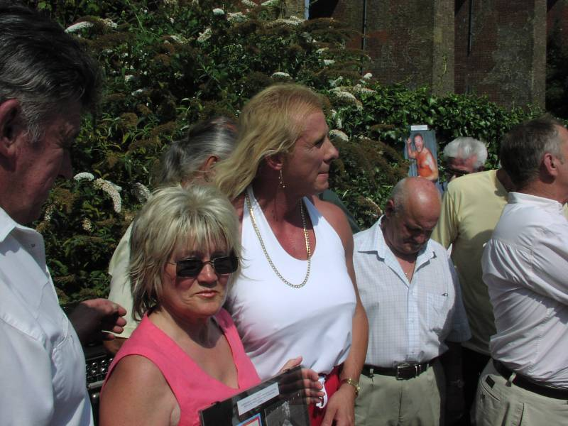 Wayne Bridges, Jean Roach, Sarah Bridges