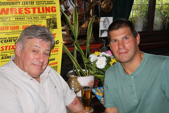 Wayne Bridges, Johnny Kidd