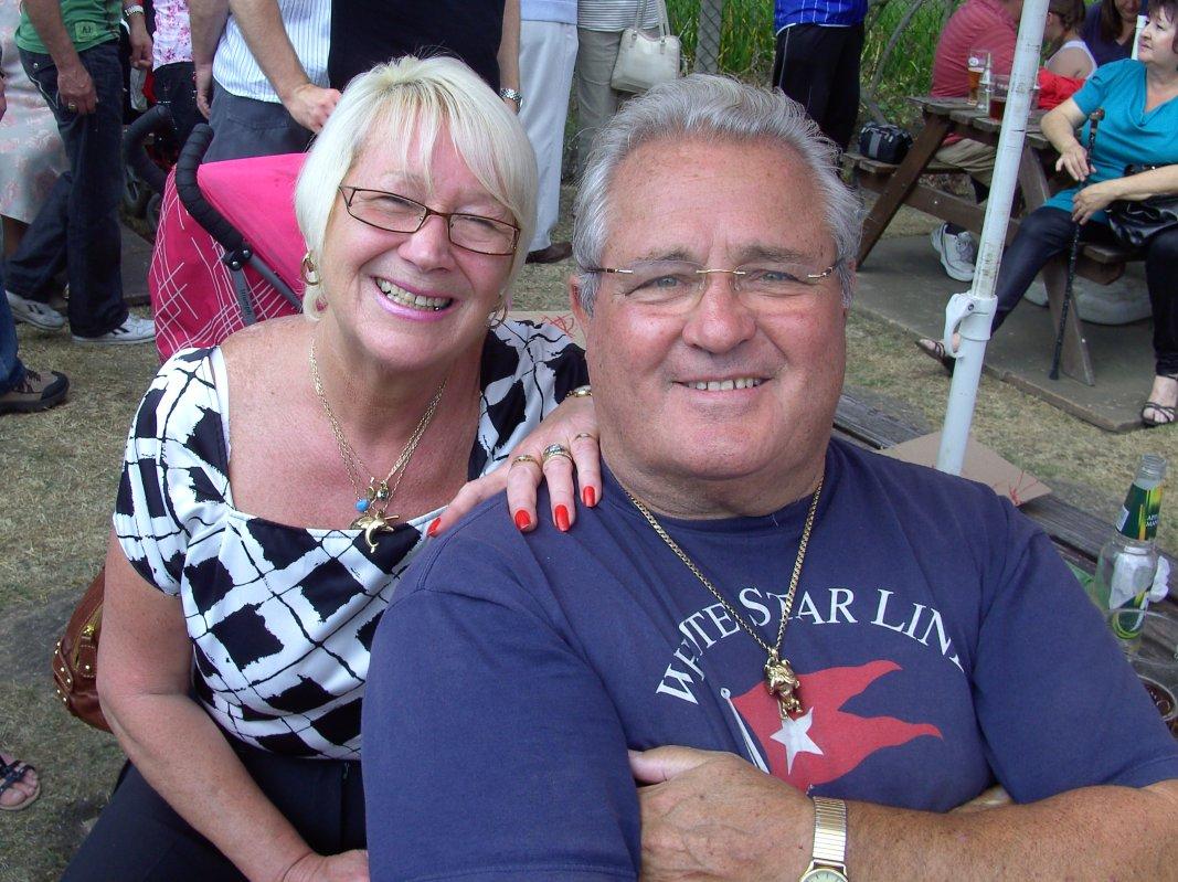 Helen and Colin Joynson