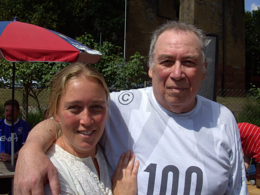 Tony Cassio and daughter Kathy
