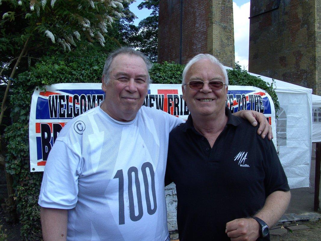 Tony Cassio and Jim Howard