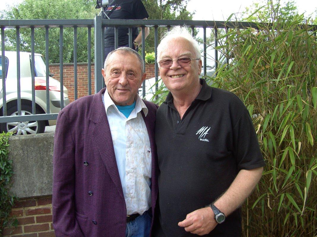 Ray Fury and Jim Howard