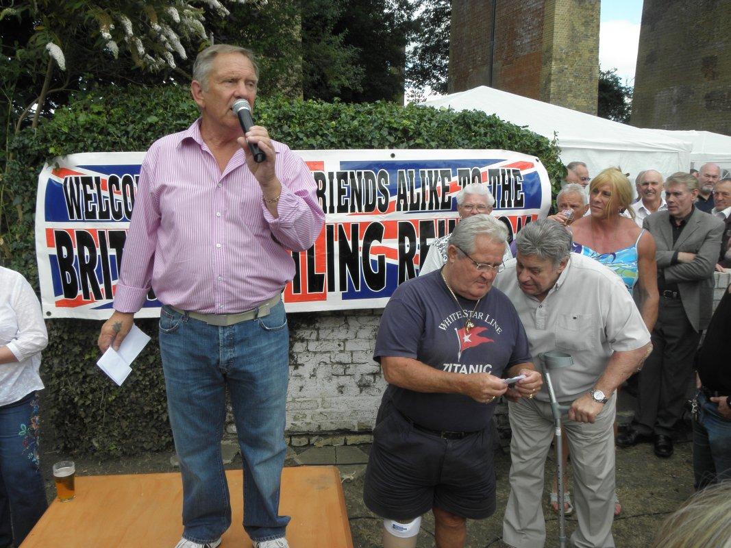 Frank Rimer Wayne Bridges, Colin Joynson