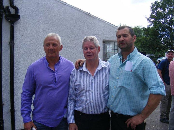 Hurricane Haward, Jon Cortez, Jon Ritchie