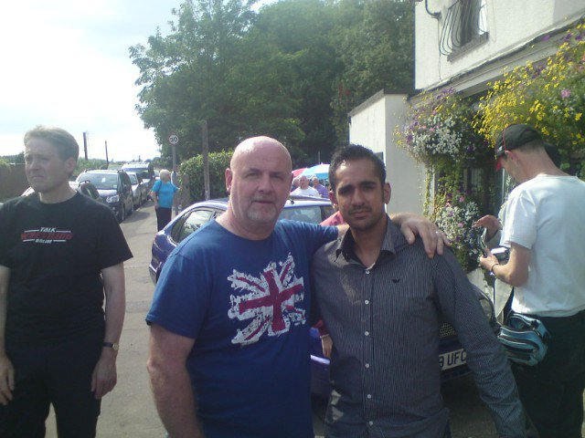 Keith Myatt and Sanjay Bagga