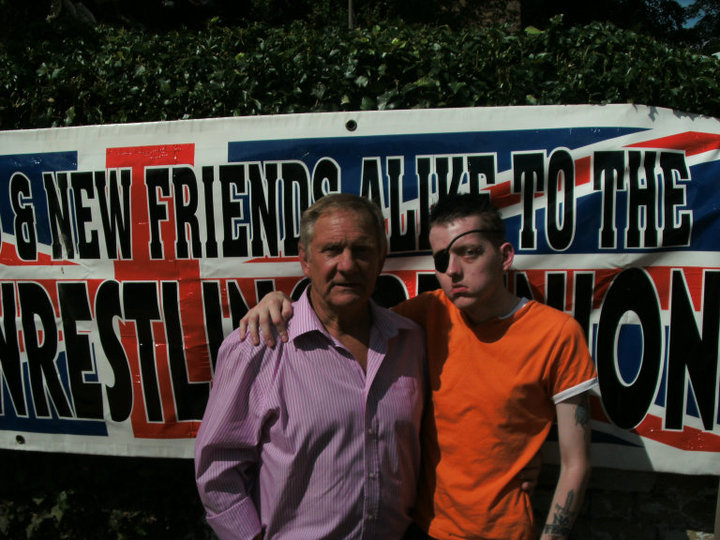 Ryan Williams and Frank Rimer