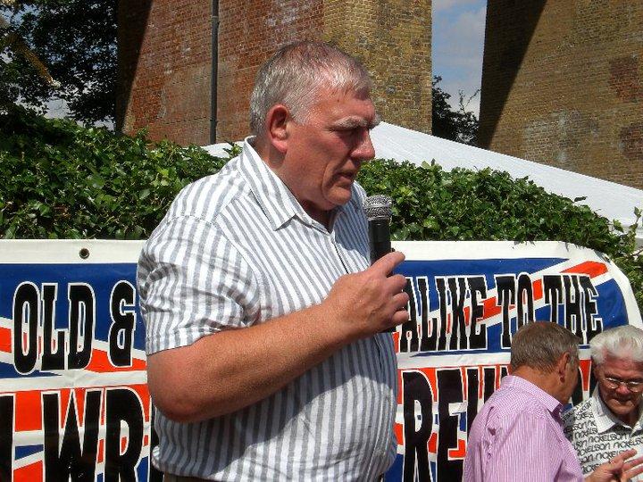 'Mighty' John Cox