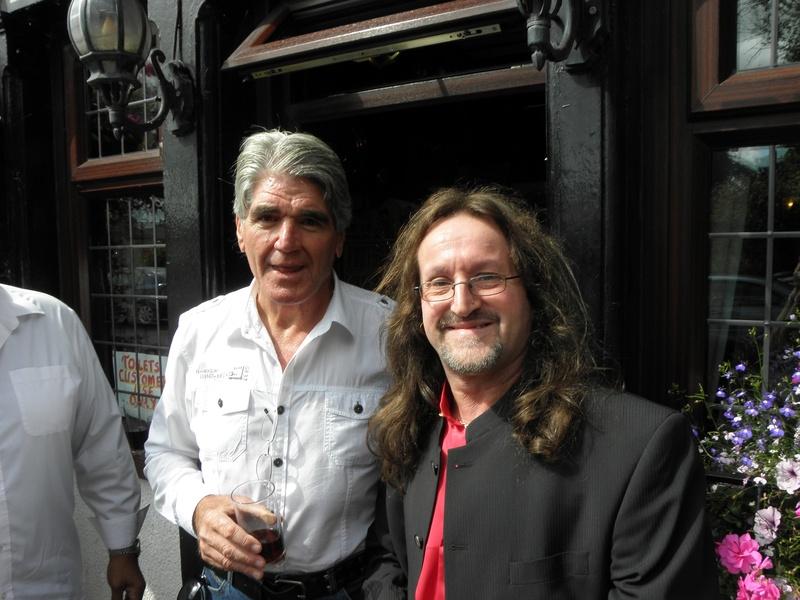 Mark Rocco, Steve Curtis