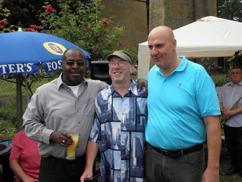 Dave Bond, Johnny Elijah, Lee Bronson