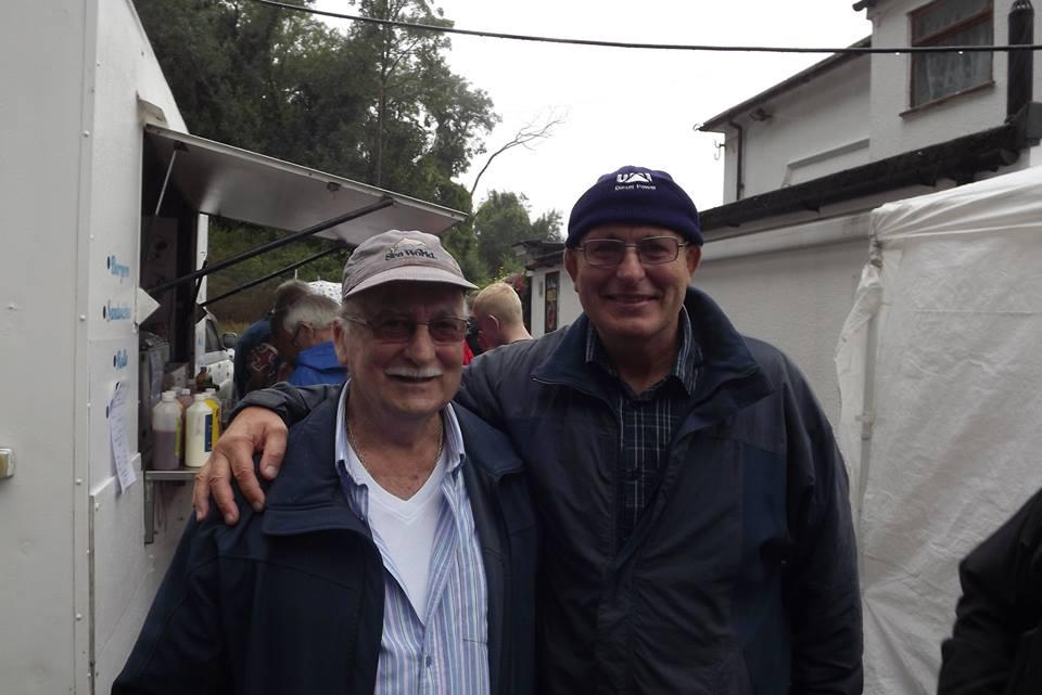 Bob Kirkwood and Lee Bronson