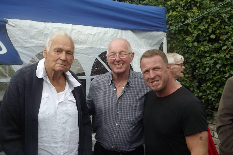 Rene Lasartesse, Tony St. Clair, Doug Williams
