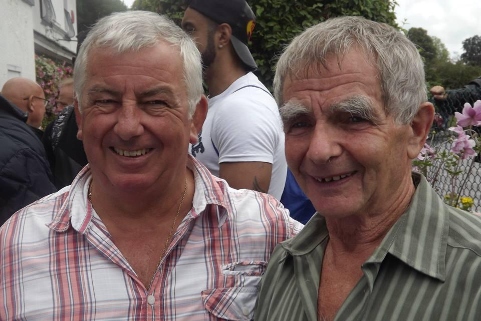 Tony White and Jim Fitzmaurice