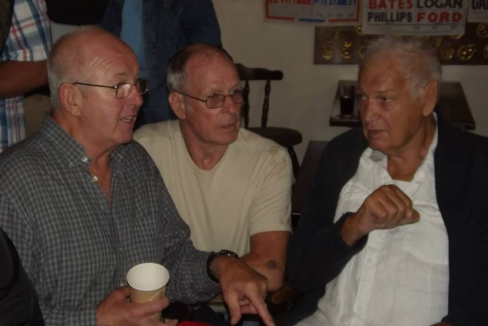 Tony St. Clair, Johnny Saint and Rene Lasartesse