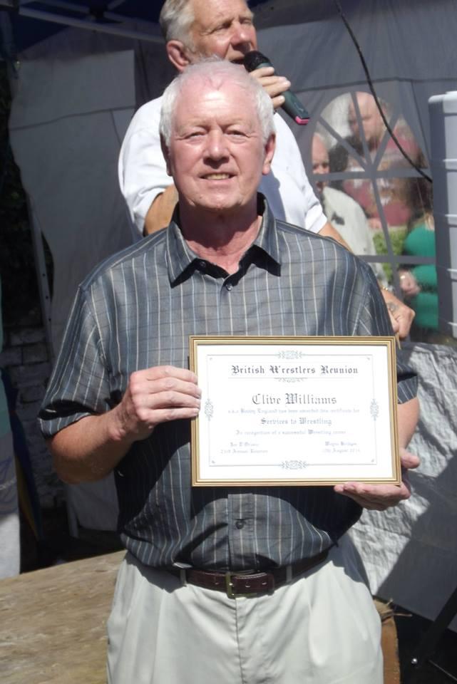 Bobby England alias Clive Williams