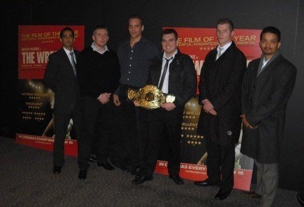 Premier of 'The Wrestler'