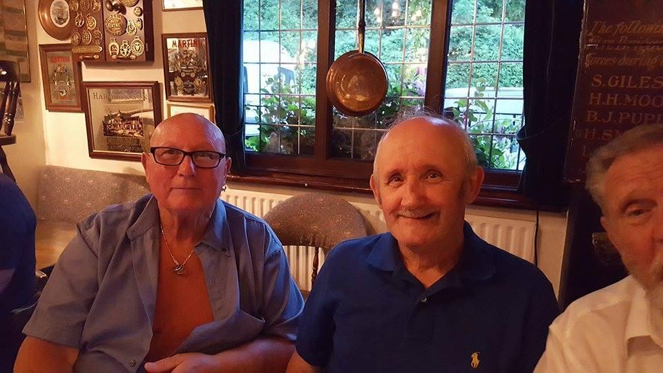 Mel Stuart, Tommy Stewart & Frank Rimer