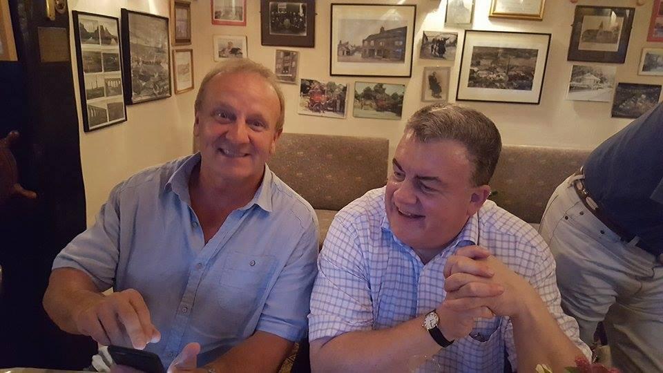 Mal Sanders & Chris Buckwell
