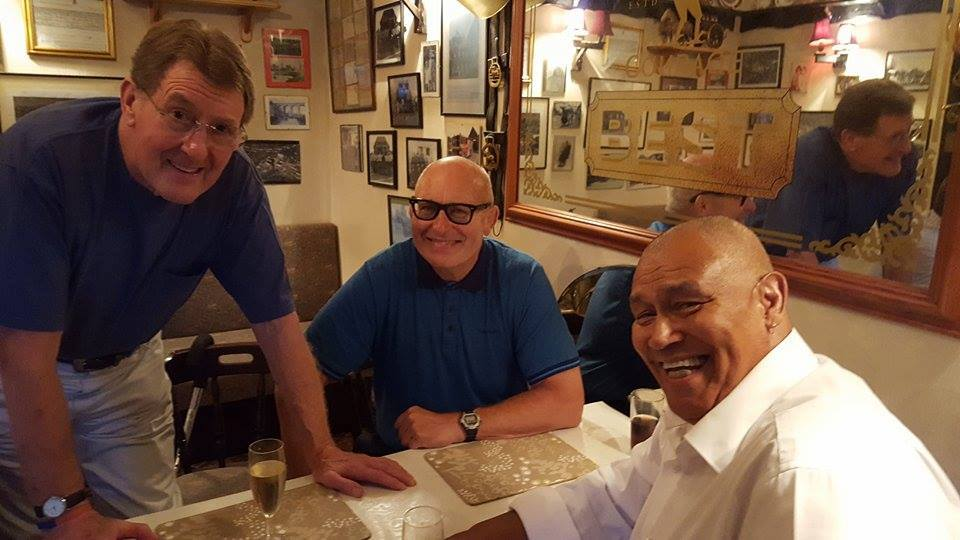 Pete Roberts, Lee Bronson & Johnny Kincaid