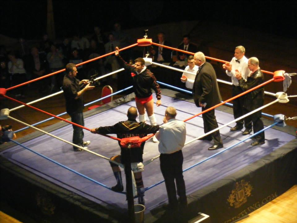 Matt Striker, Johnny Kidd, Johnny Saint, Steve Lytton, Dave Walker