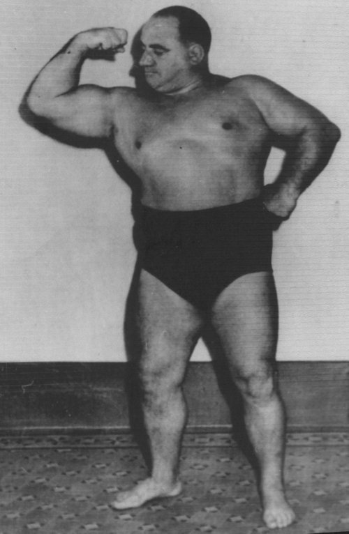 Bert Assirati