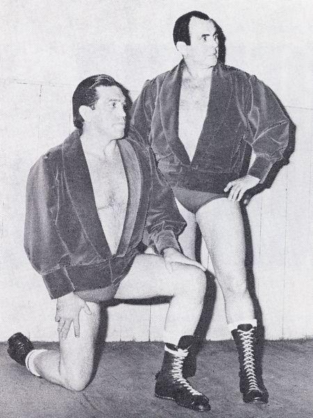 Steve Logan & Mick McManus