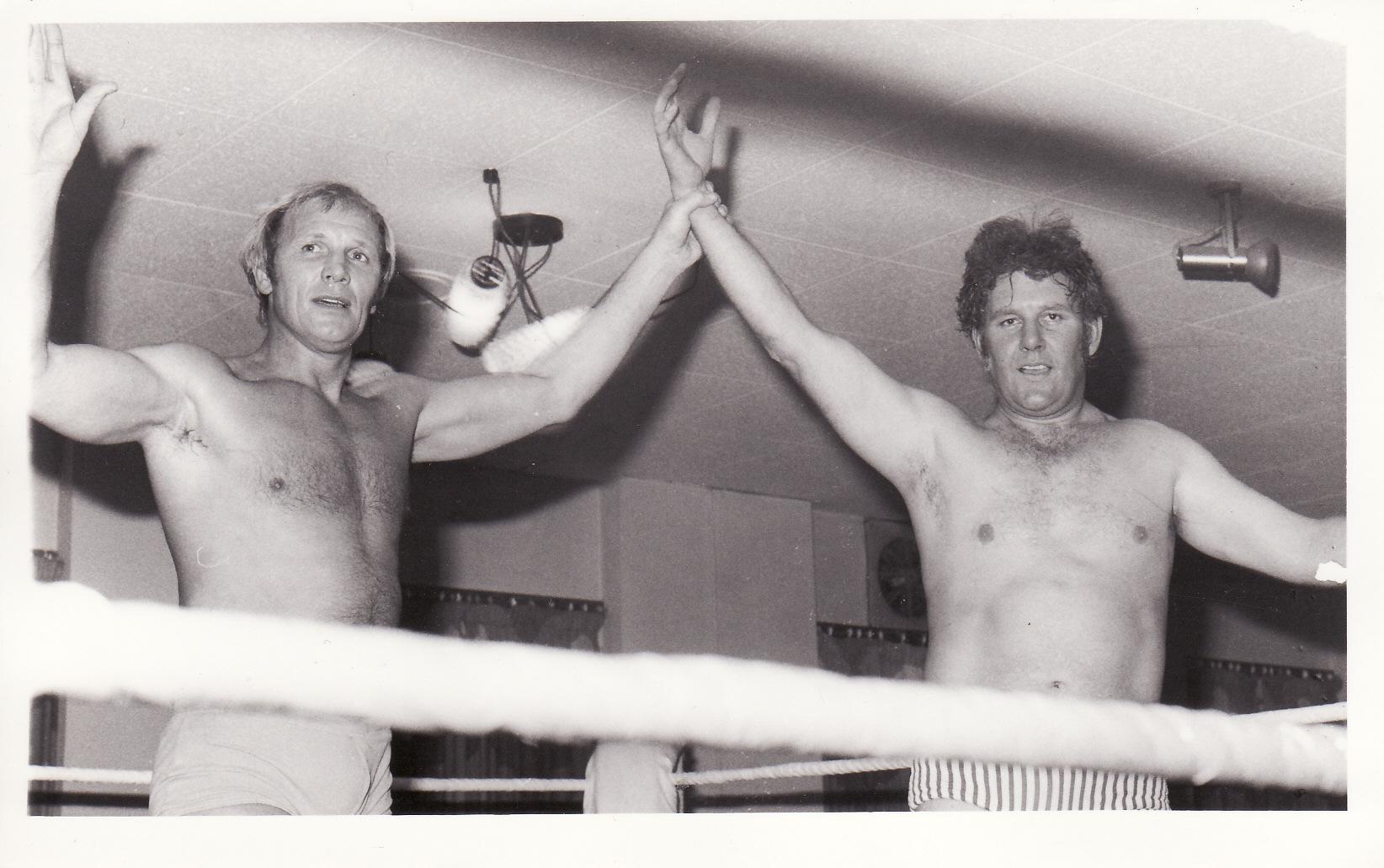 Steve Veidor and Rik Sands
