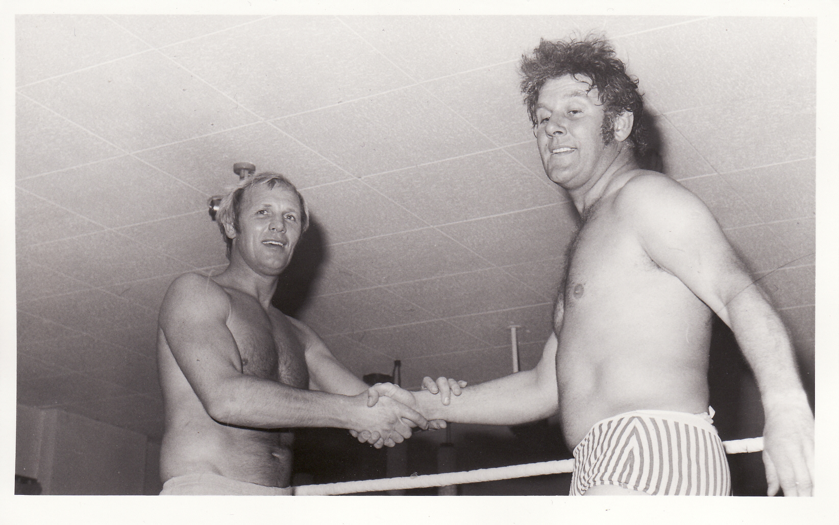 Rik Sands and Steve Veidor