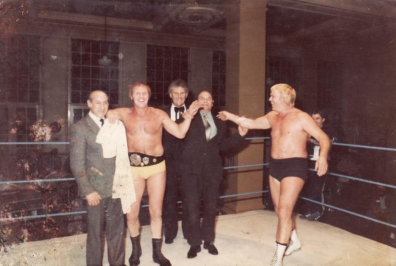 Steve Veidor, Killer Kowolski, Rik Sands