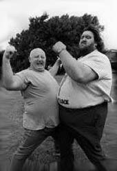 Big Daddy and Giant Haystacks