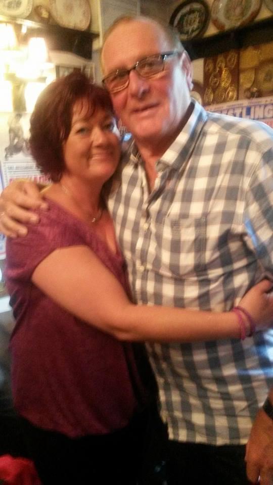 Jane Wade & Marty Jones