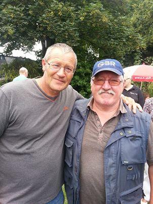 Kevin Richmond & Alan Kilby