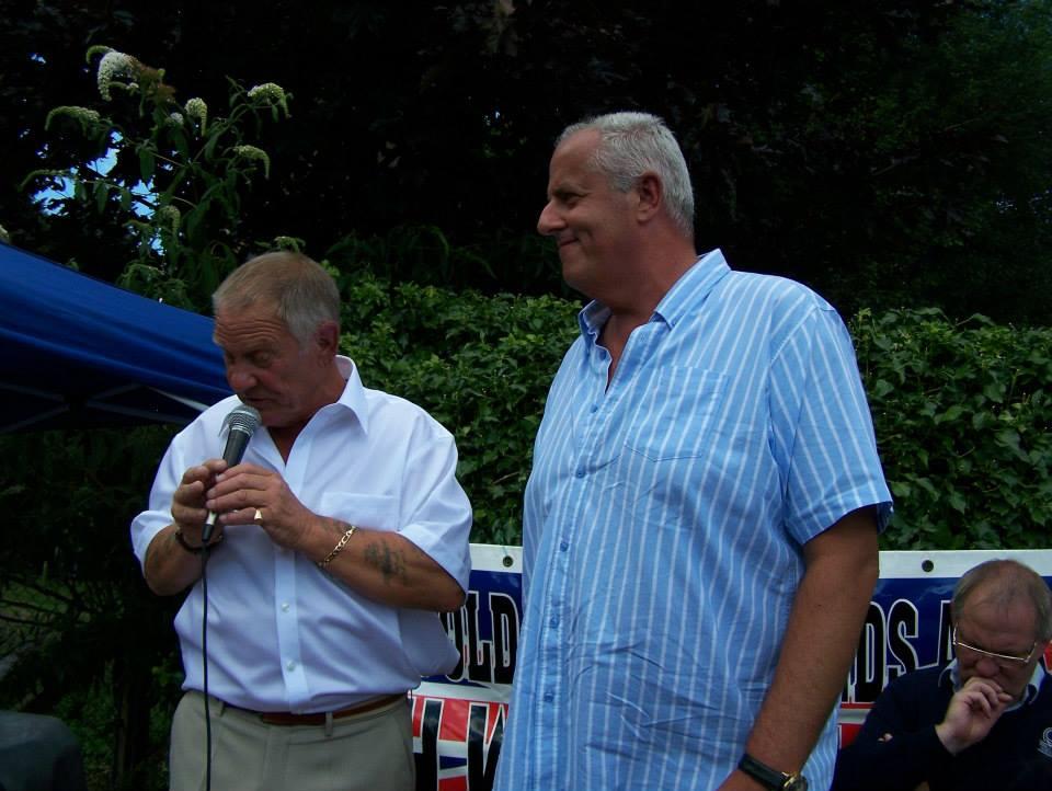 Frank Rimer and Steve Lytton