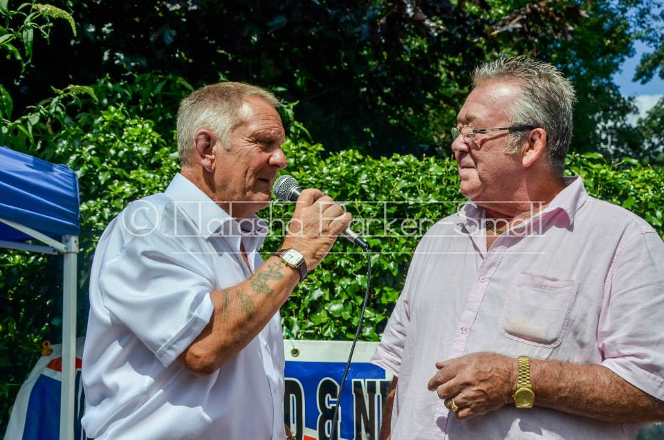 Frank Rimer & Roy St Clair