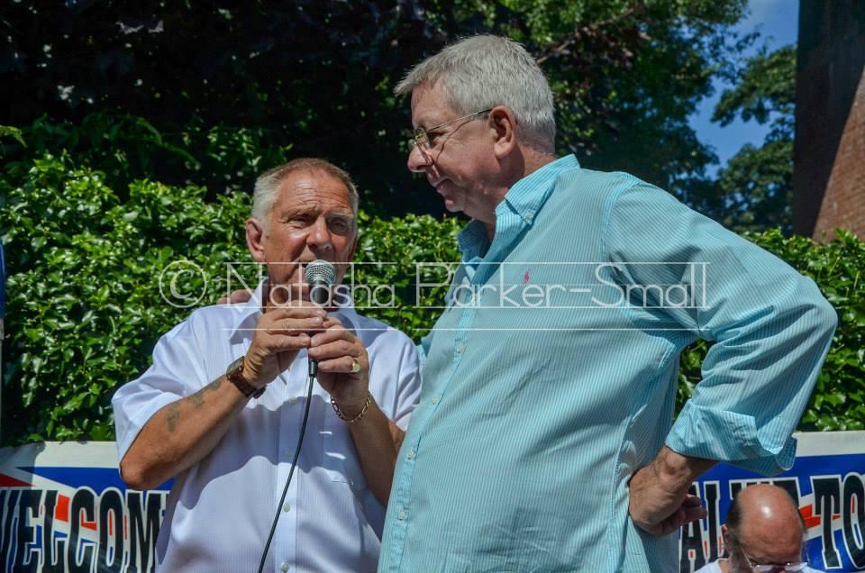 Frank Rimer & Neil Sands