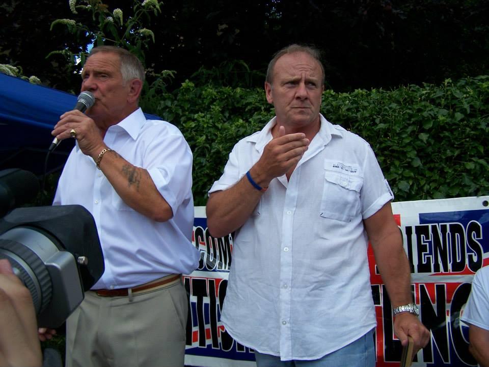 Frank Rimer & Mal Sanders