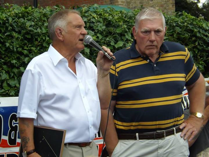 Frank Rimer & John Cox