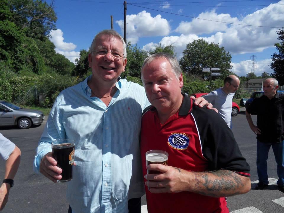 Neil Sands & Bob Barratt